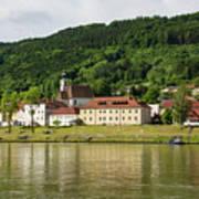 Austrian Village Art Print