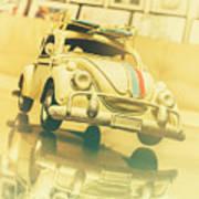 Automotive Memorabilia Art Print