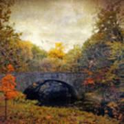Autumn Ambiance Art Print