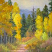 Autumn Ambience Art Print