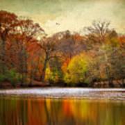 Autumn Arises 2 Art Print