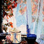 Autumn Aromas Art Print