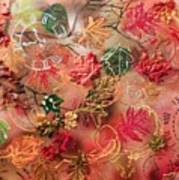Autumn Breeze On The Edge Of Time Art Print