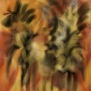 Autumn Dance Art Print