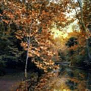 Autumn Enchantment Art Print