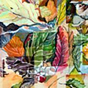 Autumn Falls Art Print