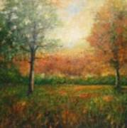 Autumn Field Art Print