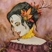 Autumn Finery  Art Print