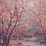 Autumn Harmony. Art Print