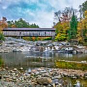 Autumn In The White Mountains Art Print