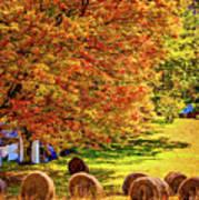 Autumn In West Virginia Art Print