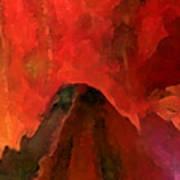 Autumn Moods 1 Art Print