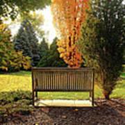Autumn Quiet Art Print