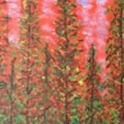 Autumn Vivaldi Art Print