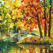 Autumn Rest   Art Print