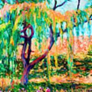 Autumn Season Art Print