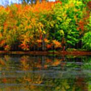 Autumn Sings Art Print