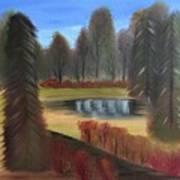 Autumn's Arrival Art Print