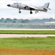 Av-8 Harrier Art Print