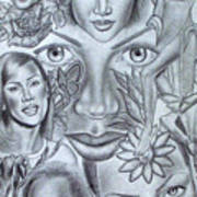 Avanessafacad Art Print