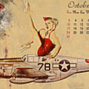 Aviation 1953 Art Print