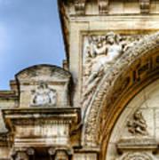 Avignon Opera House Muse 1 Art Print