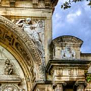 Avignon Opera House Muse 2 Art Print