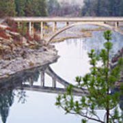 Avista High Bridge Art Print
