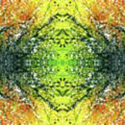 Awakened For Higher Perspective #1424 Art Print