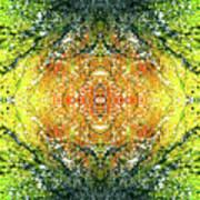 Awakened For Higher Perspective #1425 Art Print