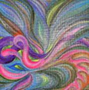 Awakening 1.version 2. Art Print