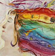Awakening Consciousness Art Print