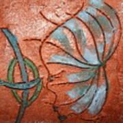 Awash - Tile Art Print