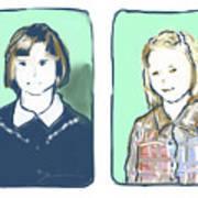 Awkwardness Of Youth Art Print