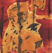 Axeman 3 Art Print