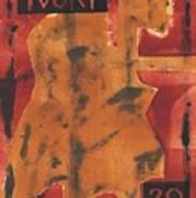 Axeman 1 Art Print