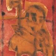 Axeman 13 Art Print