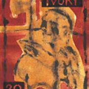 Axeman 16 Art Print