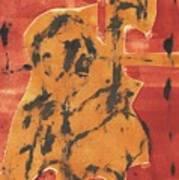 Axeman 6 Art Print