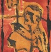 Axeman 7 Art Print