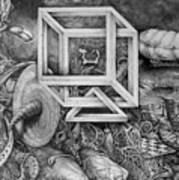 Axis Mundi Art Print