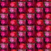 Azalea Garden Canopy1 Art Print