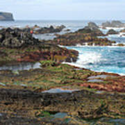Azores Seascape Art Print