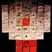 Aztec Nuclear Furnace Art Print