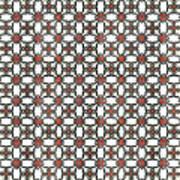 Azulejos Magic Pattern - 06 Art Print