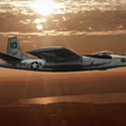 B-45c Tornado Art Print