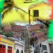 Recife Colors Art Print