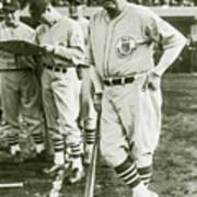 Babe Ruth All Stars Art Print