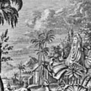 Babylon: Sun Worship Art Print