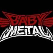 Babymetal Art Print